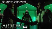 Arrow Inside Next of Kin The CW