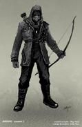 Dark Archer concept artwork 1