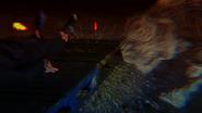 John and Zed fight with Karabasan (2)