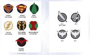 Crisis Team emblems
