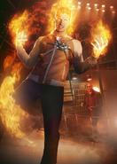 Firestorm fight club promo