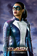 Iris West-Allen costumed first look
