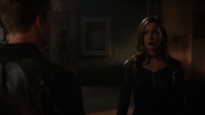 Laurel Lance (Earth-2) talk Hunter Zolomon (2)