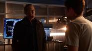 Henry Allen and Barry Allen talk on his sick (4)