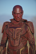 Red Tornado first look