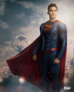 Superman & Lois New Superman suit Promo