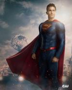 Superman & Lois New Superman suit Promo