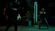 Jeremy Tell and Green Arrow frist fight (6)