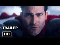 Superman & Lois Trailer (HD) Tyler Hoechlin The CW superhero series