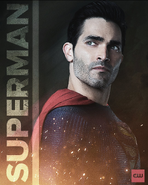 Superman & Lois, 1ª Temporada - Pôster individual de Superman