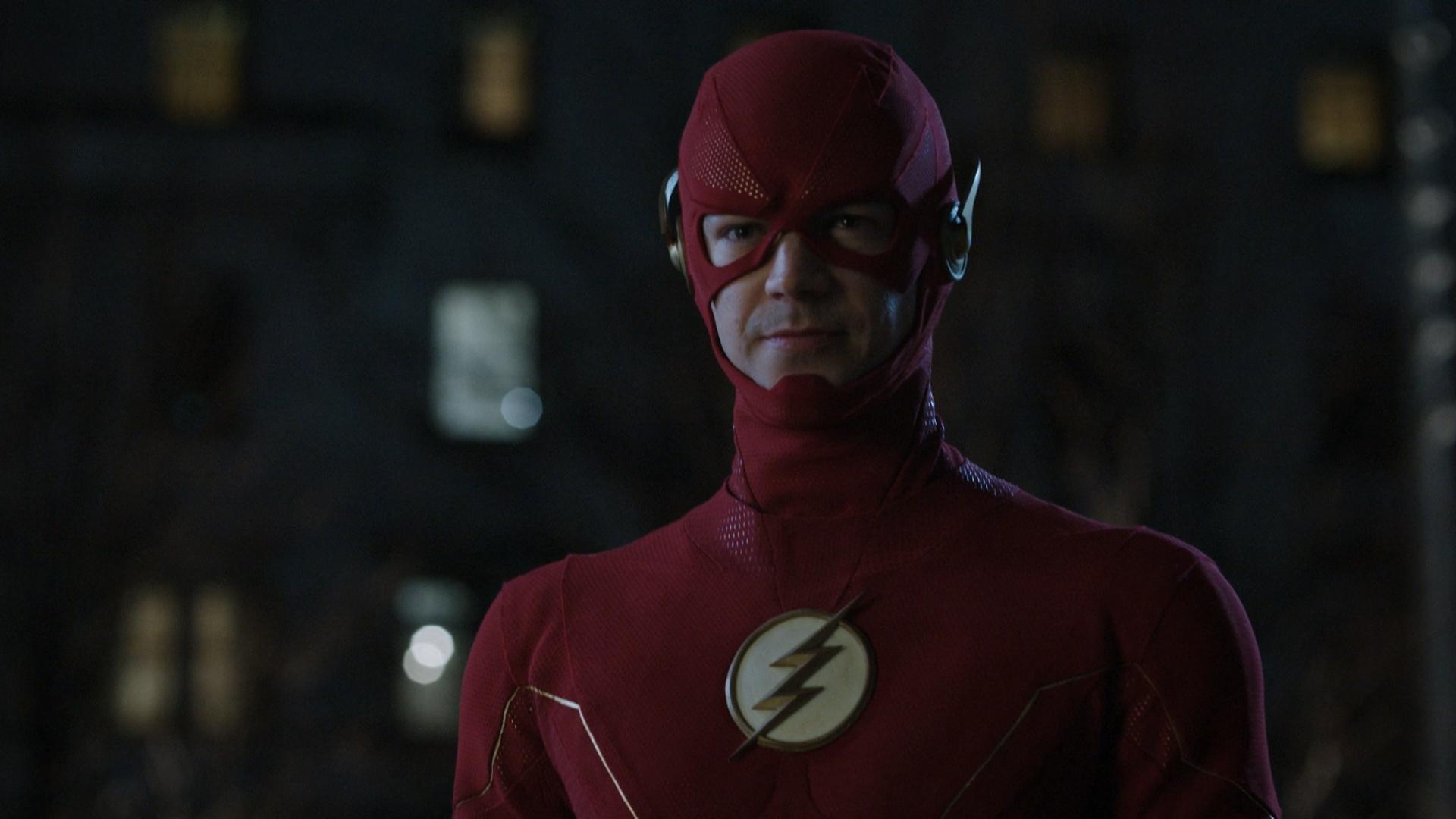 The Flash arrow DC Comics Barry Allen Gotham legends arrowverse