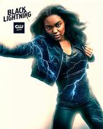 BlackLighting - Season 2 - Poster Jeniffer