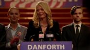 Jessica Danforth came the mayor