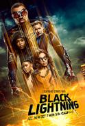 Poster da T3 de Raio Negro
