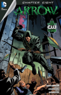 Arrow chapter 8 digital cover