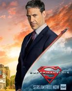 Superman & Lois Morgan Edge Promotional Image