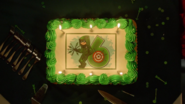Oliver Queen's 32 year old birthday cake