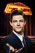 The Flash season 3 Duet poster - Barry Allen