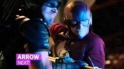 Arrow 4x08 New Zealand Promo