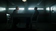 Adrian meet John in prison