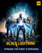 Black Lightning - stream the first 5 episodes