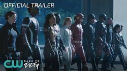 Crisis On Earth-X Sizzle The CW