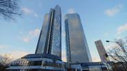 D.E.O. National City headquarters