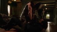 Vandal Savage kill Carter Hall (3)
