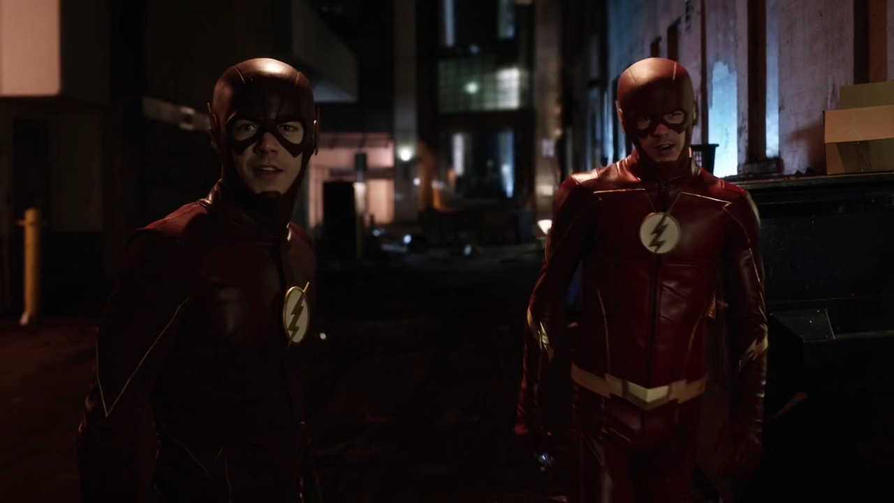 O Flash que Era e o Futuro