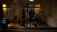 Dinah interrogates Oliver