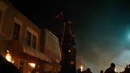 Green Arrow (Connor Hawke) fight Deathstroke (Grant Wilson) (7)