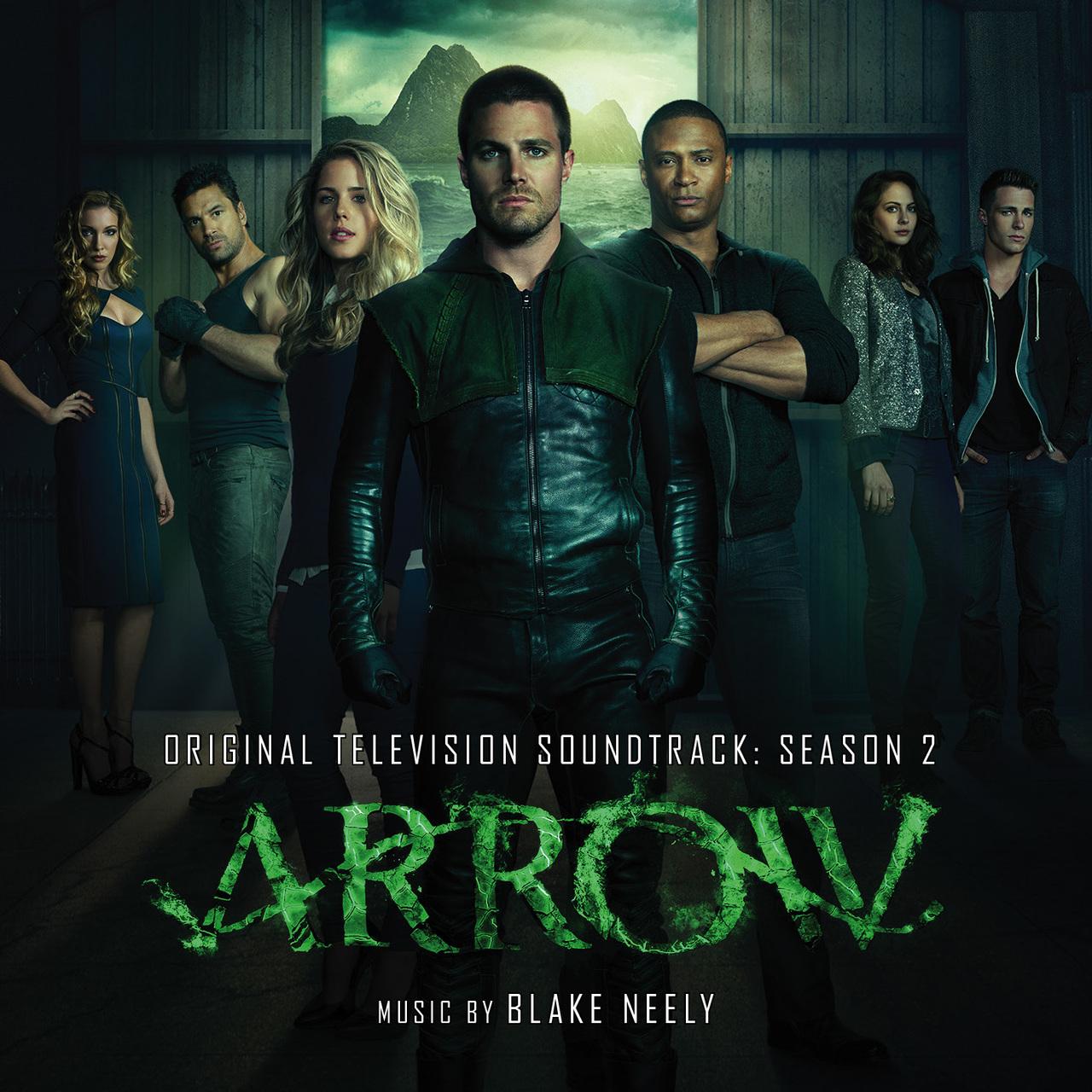 Arrow - Original Television Soundtrack Season 2.png