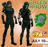 Arrow - Freedom Fighters The Ray promotional image