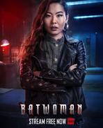 Batwoman Season 2 Mary Hamilton Promotional Image