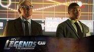 DC's Legends of Tomorrow Inside DC's Legends Moonshot The CW