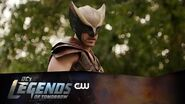 DC's Legends of Tomorrow The Legend Begins Hawkman The CW