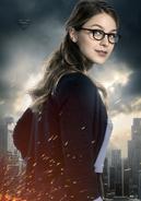 Kara Danvers season 2 character portrait