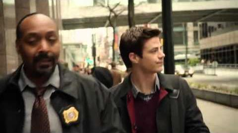 """The Flash - Pilot (Deleted Scene 1x1 """"City of Heroes"""")"""