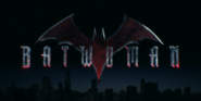 Batwoman Title Card Variant Power