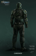 Chronos concept art back