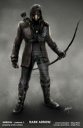 Dark Archer concept artwork 2