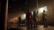 Vandal Savage met Green Arrow, Flash, Ra's al Ghul in magazine again (1)