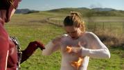 Supergirl frist meet Flash (3)