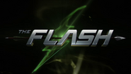 Flash vs. Arrow title card