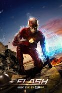 The Flash Domina Time Speed