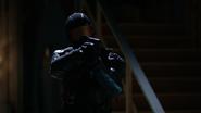 Vigilante rozmawia z Black Canary o przeszłości (1)