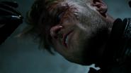 Vigilante rozmawia z Black Canary o przeszłości (2)