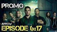 """Arrow 6x17 Promo """"Brother in Arms"""""""