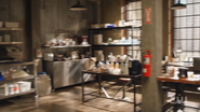 Barry Allen's forensic lab (Earth-Prime)