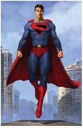 Superman (Earth-96) concept art